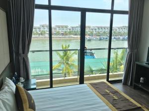 Moc Tra Hotel Tuan Chau Hạ Long, Отели  Халонг - big - 63