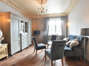 Gutsanlage Detershagen - Wohnung Nr 1 - Hanshagen