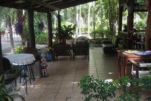 Lanna Human Resources Development Center, Pensionen  San Kamphaeng - big - 16