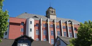 Haus des Volkes - Das Bauhaushotel - Gleima