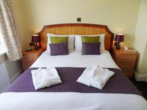 Luccombe Hall Hotel, Hotels  Shanklin - big - 84