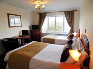 Luccombe Hall Hotel, Hotels  Shanklin - big - 75