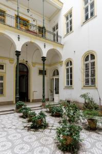 Dill Apartment, Ferienwohnungen  Budapest - big - 9