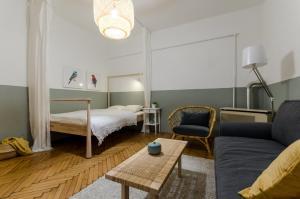 Dill Apartment, Ferienwohnungen  Budapest - big - 16