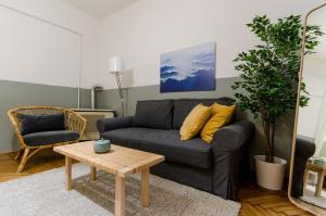 Dill Apartment, Ferienwohnungen  Budapest - big - 17