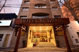 Hotel Suizo - Neuquén