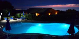 Villa Cattleya, Dovolenkové domy  Campofelice di Roccella - big - 6