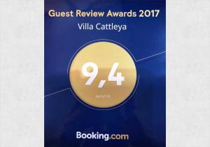 Villa Cattleya, Dovolenkové domy  Campofelice di Roccella - big - 4