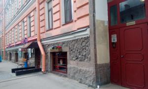 Аллюрия на Мытнинской, Отели  Санкт-Петербург - big - 61