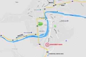 Apartment Maks, Apartmány  Trebinje - big - 24
