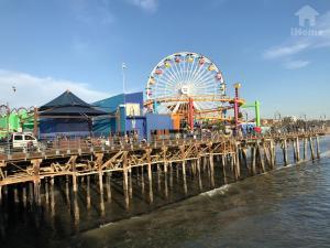 obrázek - Santa Monica Pier & Beach Apt 11