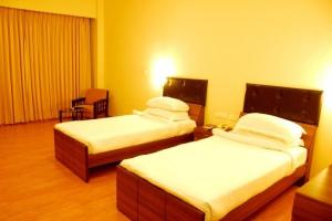 Auberges de jeunesse - 1 BR Boutique stay in Banyan Tree Retreat, Hyderabad (C852), by GuestHouser