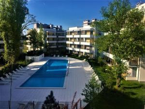 Apartmán Apartament Deluxe Ustronie Morskie Polsko