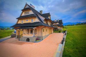 Folk Resort Domki i Apartamenty