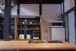 Apartment in Kyoto 576, Ferienwohnungen  Kyōto - big - 4