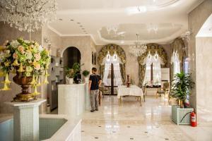 Hotel Frantsuzky Kvartal All inclusive, Hotel  Vityazevo - big - 33