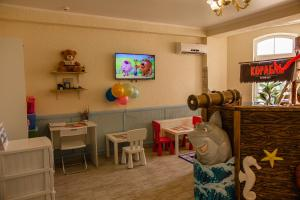 Hotel Frantsuzky Kvartal All inclusive, Hotel  Vityazevo - big - 25