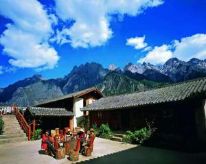 Tiger leaping gorge tea horse gasthaus