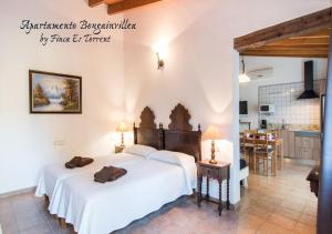 Apartment Bougaivillea by Finca Es Torrent