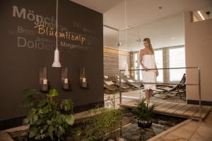 Dorint Blüemlisalp Beatenberg/Interlaken, Апарт-отели  Беатенберг - big - 24
