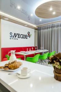 Hotel Snegiri - Kechchoyyag