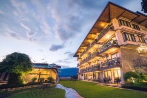 WelcomHeritage Denzong Regency, Отели  Гангток - big - 32