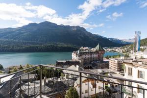 Hotel Languard - St. Moritz