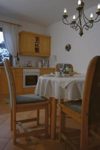 Appartement Chalet Claudia, Apartmány  Mittersill - big - 8