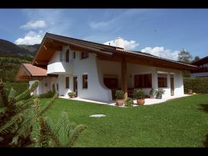 Appartement Chalet Claudia, Apartmány  Mittersill - big - 9