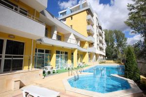 Sofia Apartments in Sunny Residence - Sunny Beach