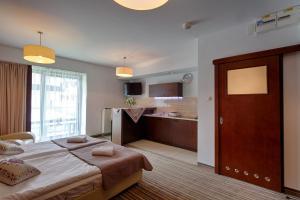 Apartament Szklane Domy
