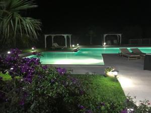 Villa bianca, Виллы  Арцакена - big - 20