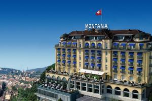 Art Deco Hotel Montana - Ebikon