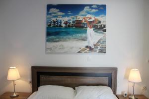 Stelios Village Mykonos, Appartamenti  Città di Mykonos - big - 58