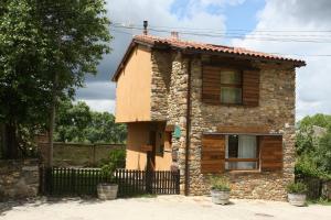 Accommodation in Berzosa del Lozoya