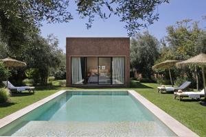A Hotel Com Villa Jardin Bleu By Sejour Maroc Villa Oulad