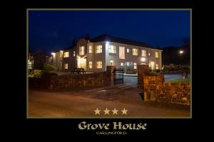 Grove House Bed & Breakfast, Bed and Breakfasts  Carlingford - big - 67