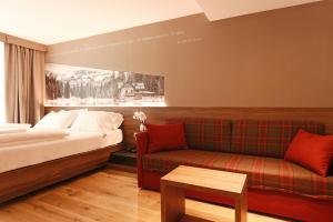 Dolomeet Boutique Hotel, Отели  Пинцоло - big - 57