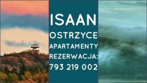 Isaan Ostrzyce Samodzielne Komfortowe Apartamenty i Tajska Kuchnia na Kaszubach