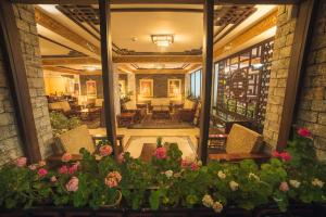 WelcomHeritage Denzong Regency, Отели  Гангток - big - 41