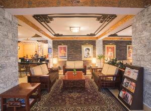WelcomHeritage Denzong Regency, Отели  Гангток - big - 24