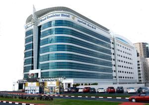Grand Excelsior Hotel - Bur Dubai -