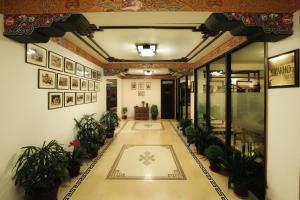 WelcomHeritage Denzong Regency, Отели  Гангток - big - 34