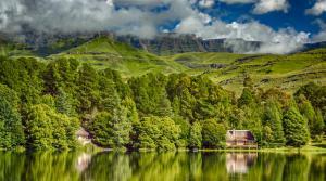 Lake Naverone Holiday Cottages, Resorts  Drakensberg Garden - big - 178