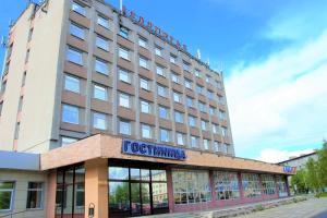 Отель Беломорье