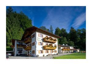 Auberges de jeunesse - Gästehaus Achental