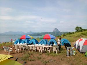 Pavana Lake Tent House, Luxusné stany  Lonavala - big - 15
