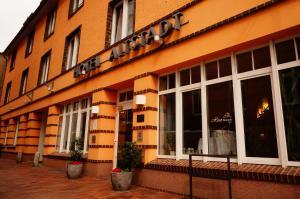 Ringhotel Altstadt - Bülowerburg