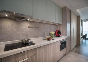 Ascott Harmony City Nantong, Appartamenti  Nantong - big - 11