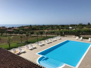 Borgo San Cosmo Tropea, Bed & Breakfasts  Brattirò - big - 80
